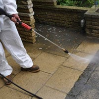 Pressure Cleaning Reading